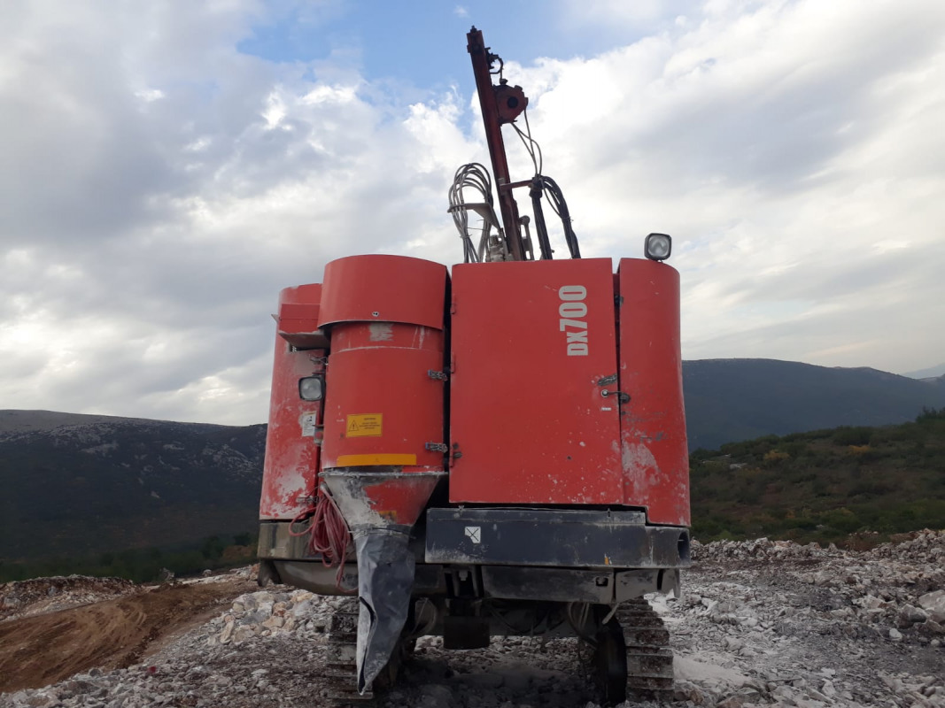 Used Sandvik Ranger DX700 for sale in Turkey - Kitmondo