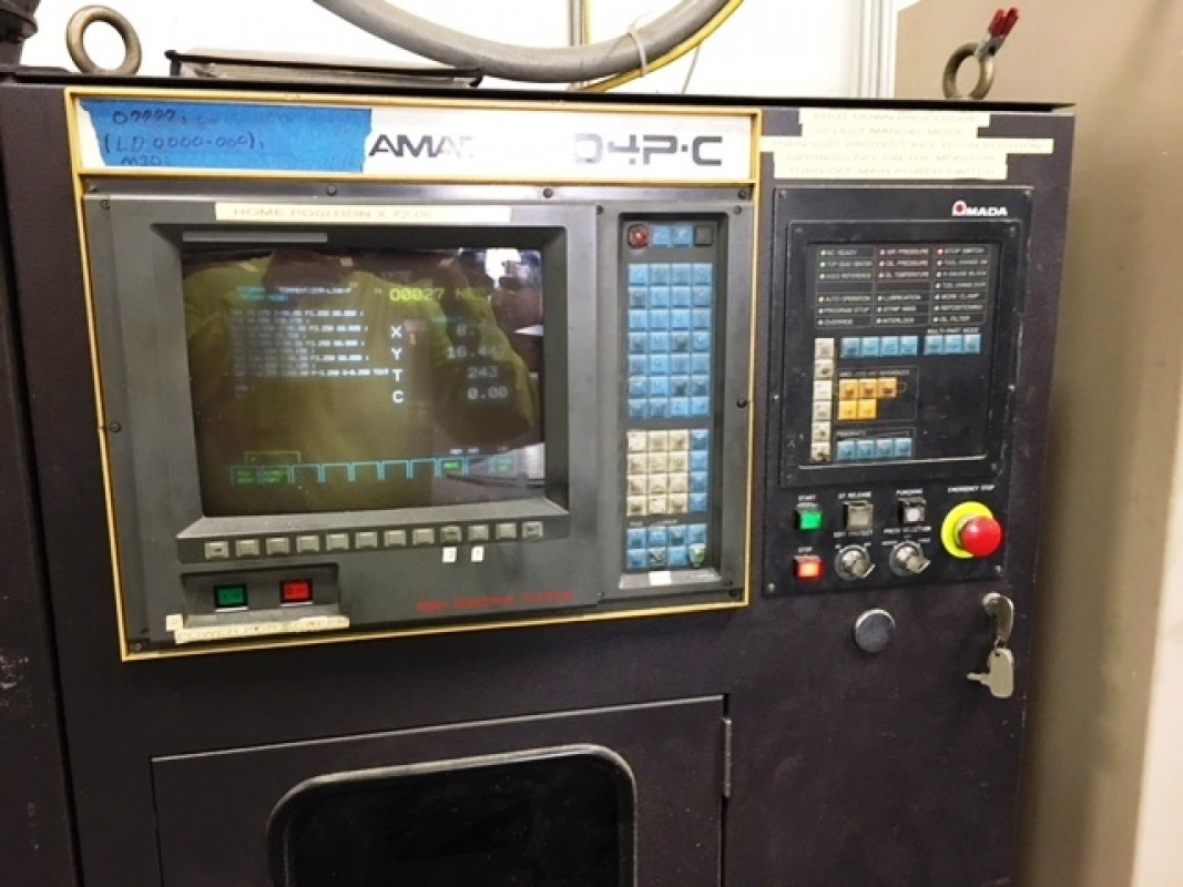 Used Amada PEGA 367 for sale in USA - Kitmondo