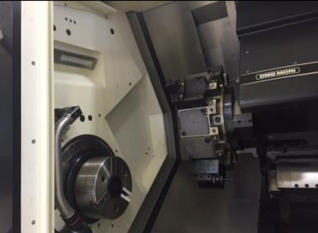 Used Dmg Mori NLX 2500SY for sale in USA - Kitmondo