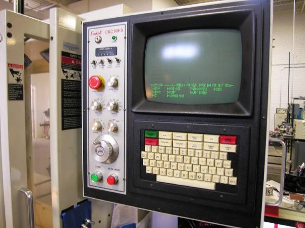 Used Fadal VMC 4020HT for sale in USA - Kitmondo
