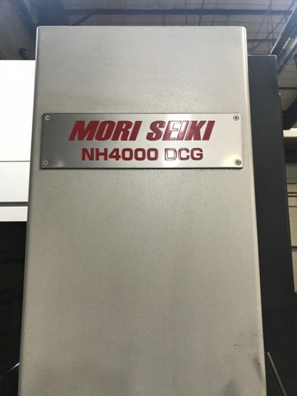 Used Mori Seiki NH-4000 DCG for sale in USA - Kitmondo