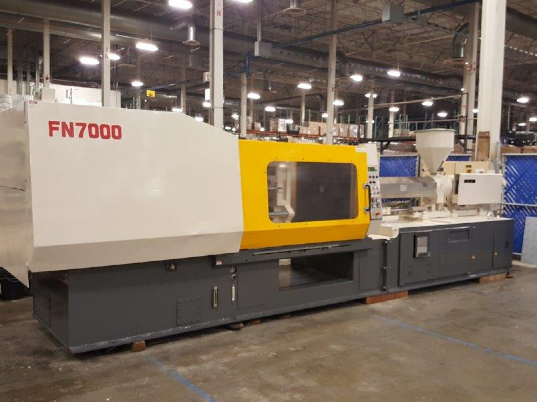 Used Nissei FN7000 Injection Molding Machine (1998) for sale