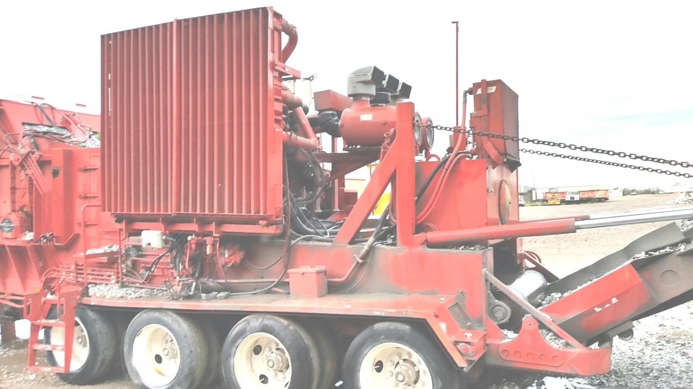 Used Morbark 7600 for sale in USA - Kitmondo