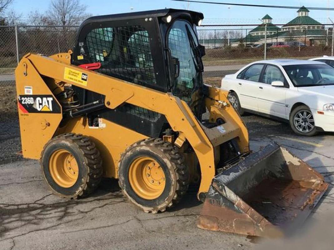 Used Caterpillar 236D for sale in USA - Kitmondo