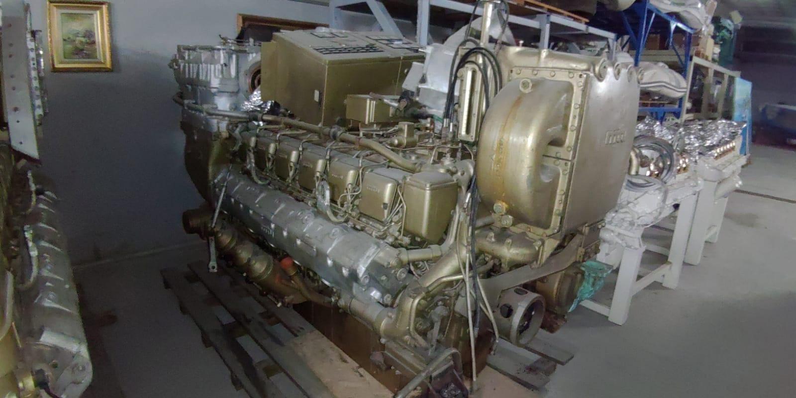 Used MTU 12V396 for sale in Turkey - Kitmondo