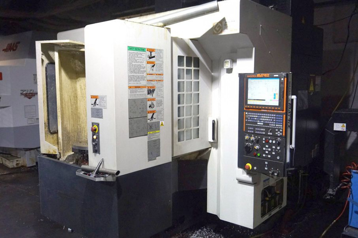 Used Mazak Variaxis 500 5x-II for sale in Netherlands - Kitmondo