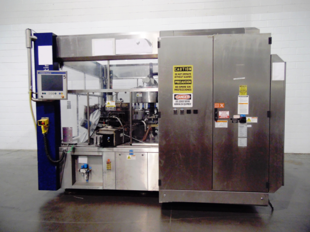 Used Krones Contiroll HS-720-18 for sale in USA - Kitmondo