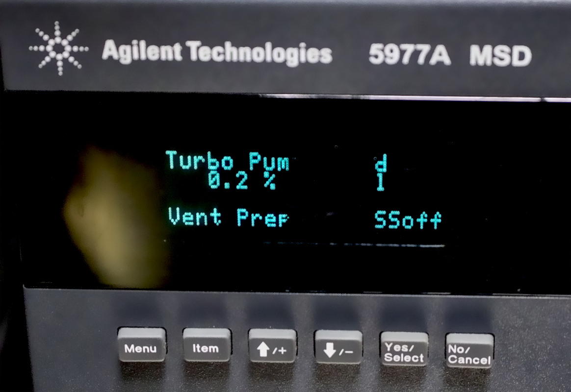 Used Agilent Technologies 5977A MSD / 7890B GC / PAL RSI 85 for sale