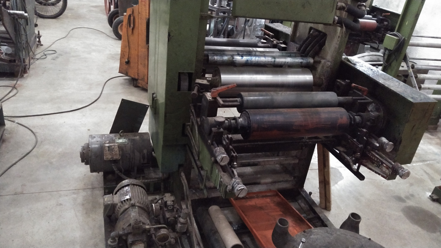 Used Hon Jin Iron Works Co , Ltd  HJ-2002 for sale in USA