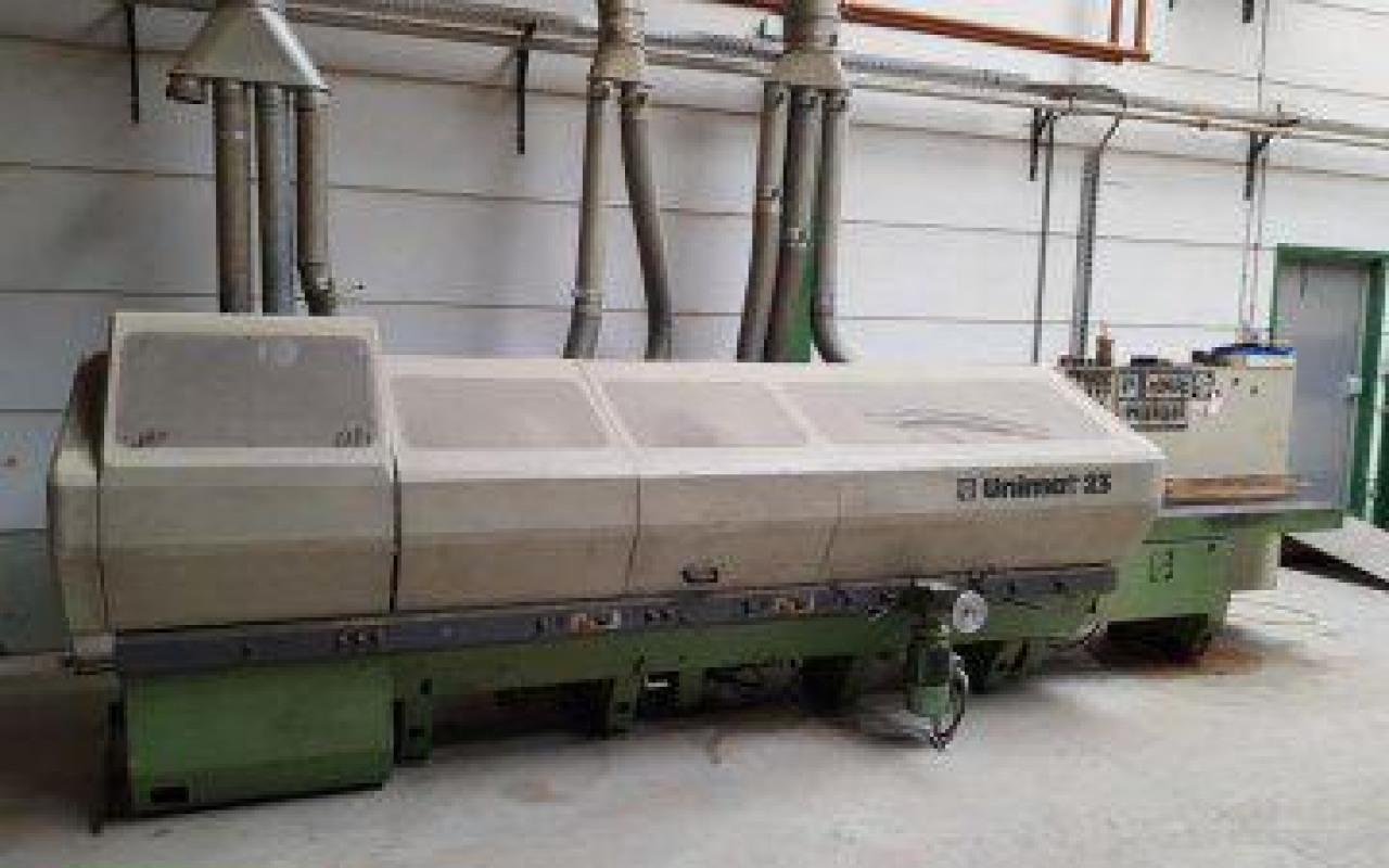 Used Weinig UNIMAT 23 for sale in Belgium - Kitmondo