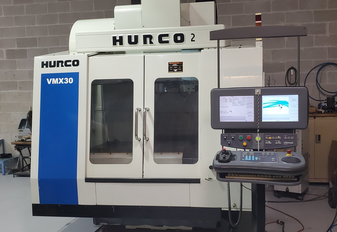 Used Hurco vmx-30 for sale in USA - Kitmondo