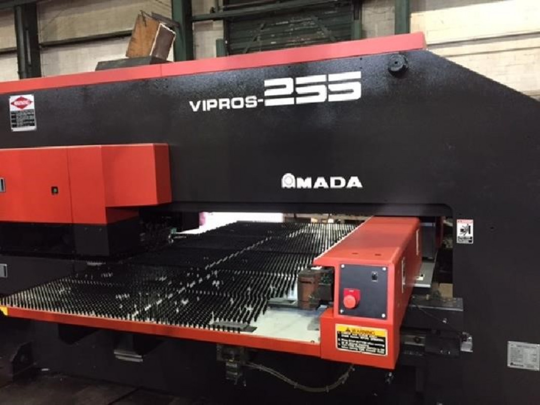 Used Amada VIPROS 255 for sale in Canada - Kitmondo
