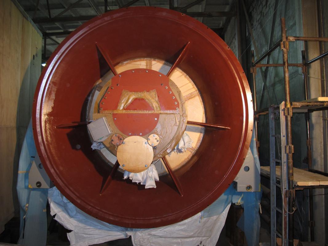 Used Siemens GTE-160 gas turbine for sale in Russia - Kitmondo