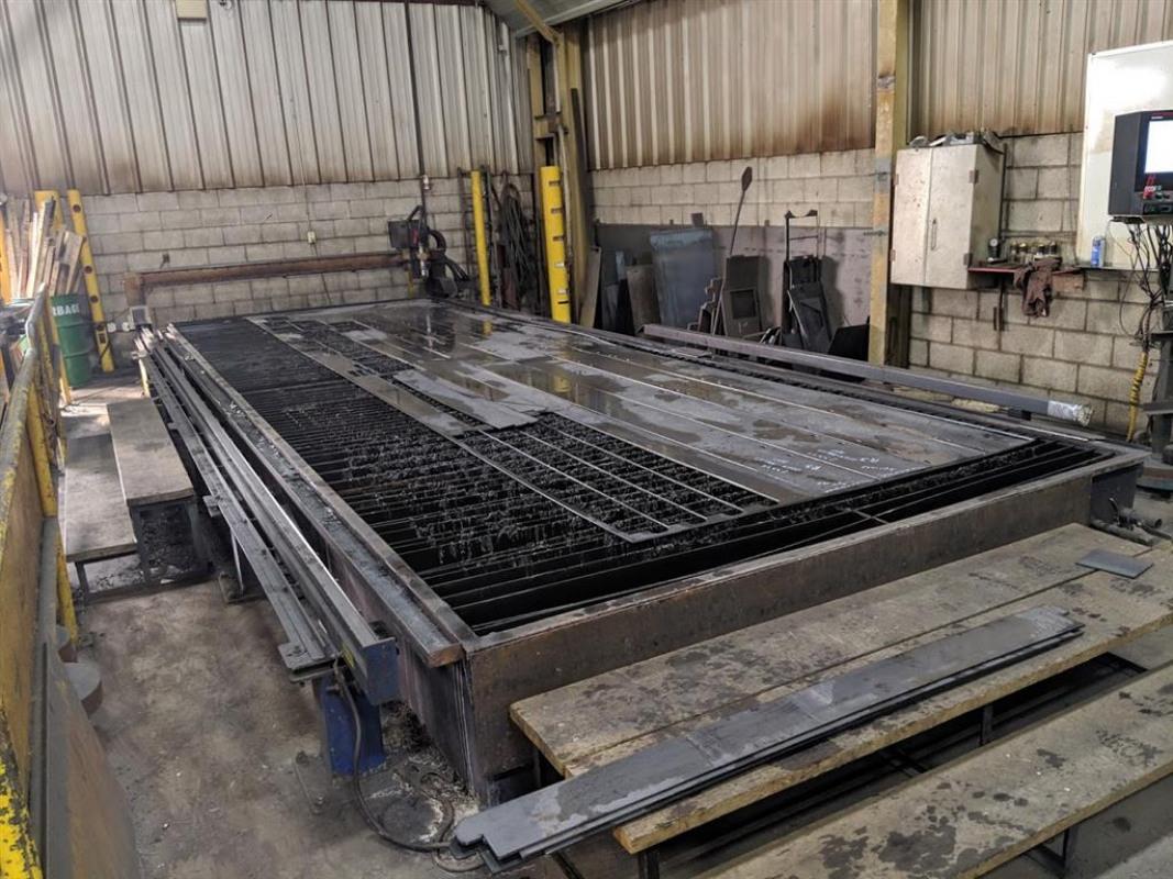 Used Machitech Gc200 Cnc Plasma Table For Sale In Usa Kitmondo