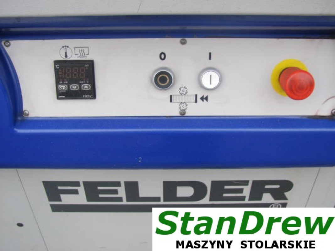 Used Edgebander Feld Edgebander FELD for sale in Poland - Kitmondo