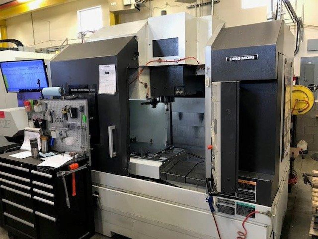 Used Dmg Mori Seiki DV-5100 for sale in USA - Kitmondo