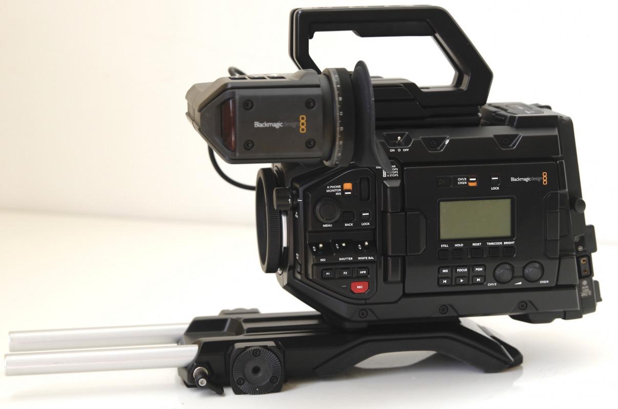 Used Blackmagic Ursa Mini Pro for sale in Austria - Kitmondo