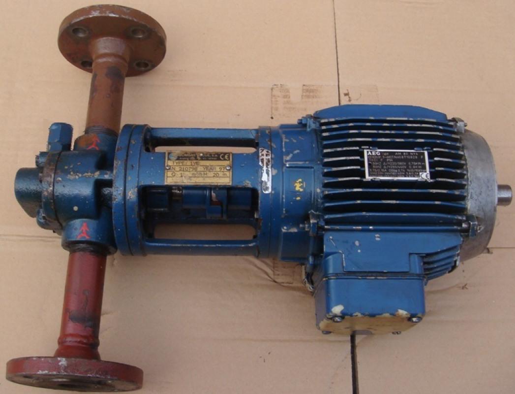 Used Azcue Sludge Pump 1YE for sale in Portugal - Kitmondo