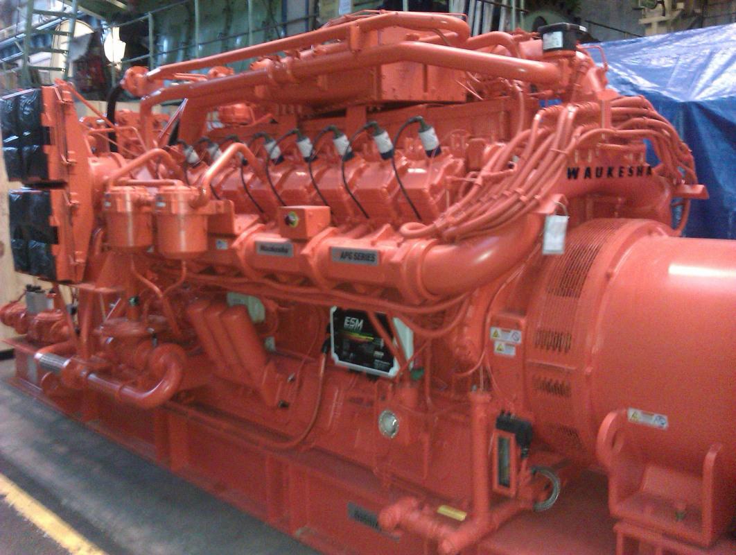 Used Waukesha/Leroy 16V 150LTD- S54 for sale in UK - Kitmondo