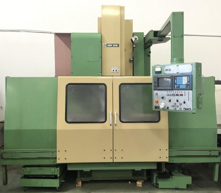 Used Mori Seiki MV-55/50 for sale in USA - Kitmondo