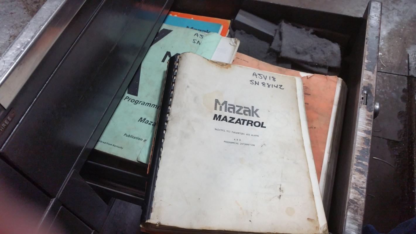 Used Mazak AJV 18 for sale in USA - Kitmondo
