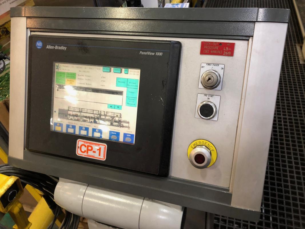 Used Khs Kisters TSP60V for sale in USA - Kitmondo