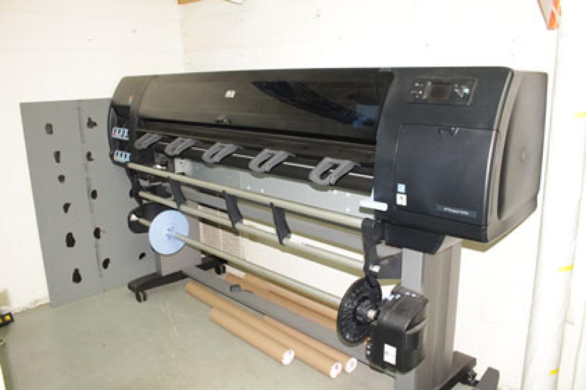 Used Hp Designjet Z6100 for sale in USA - Kitmondo