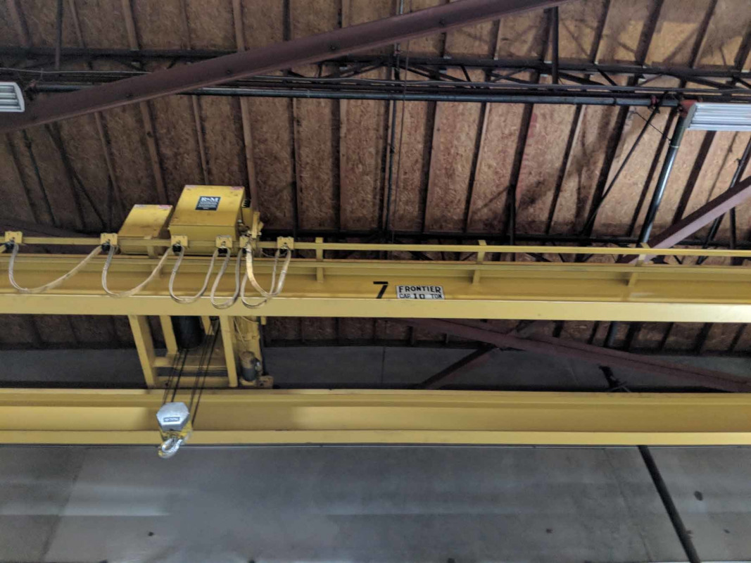 Used Frontier 10 Ton x 40' for sale in USA - Kitmondo