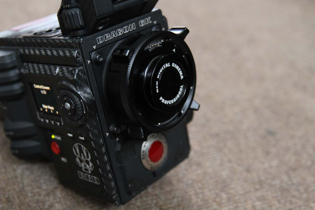 Used Red Weapon Dragon S for sale in UK - Kitmondo